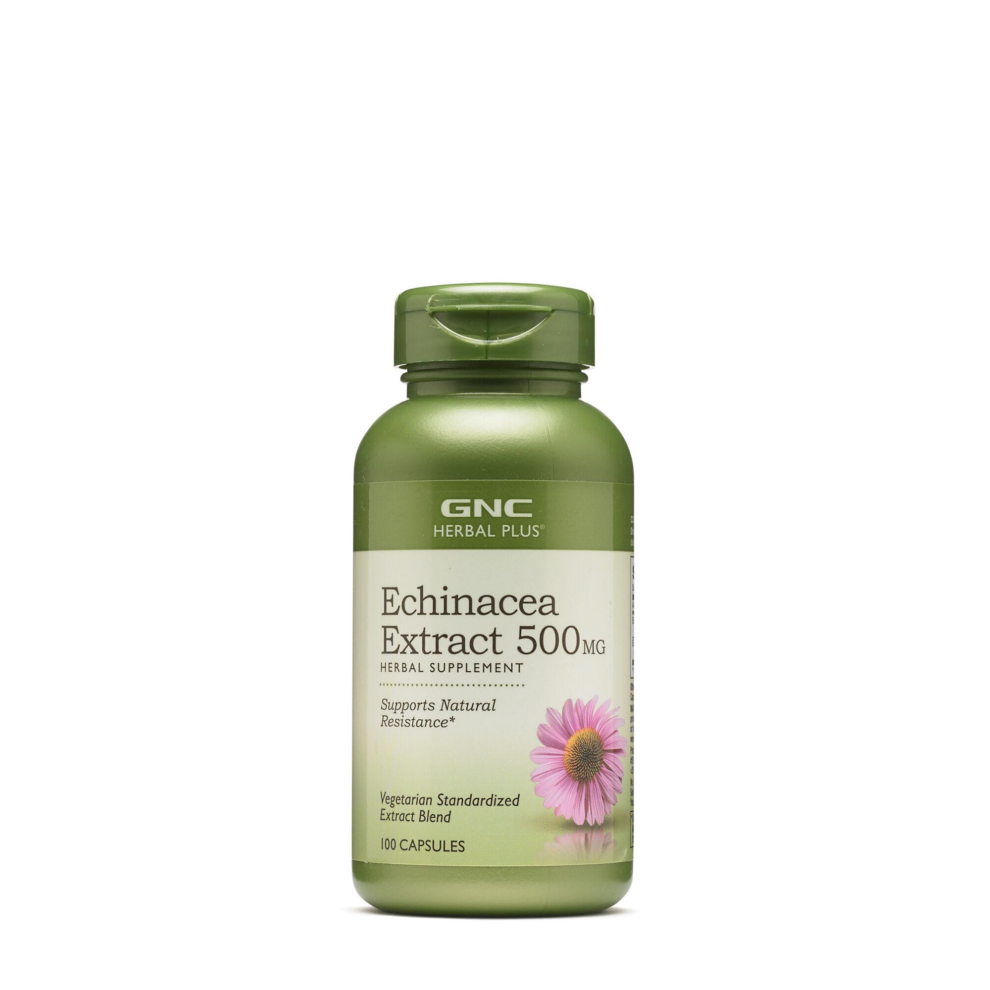 GNC Herbal Plus® Echinacea Extract