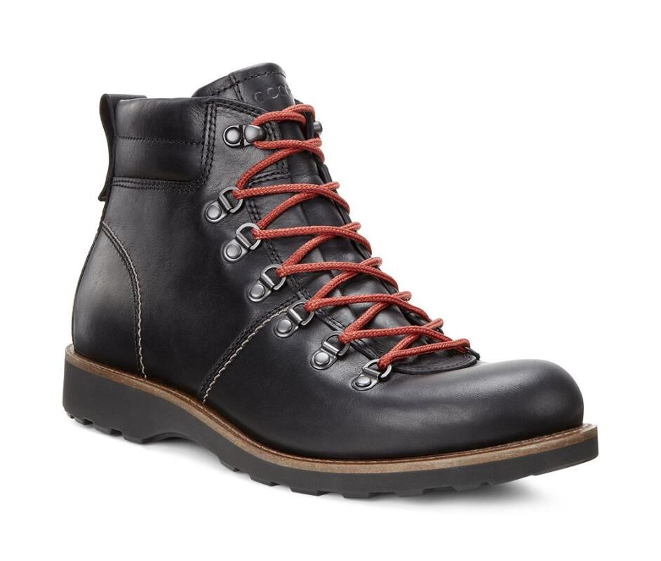 ECCO Holbrok Rugged BootECCO Holbrok Rugged Boot In BLACK (01001) ...