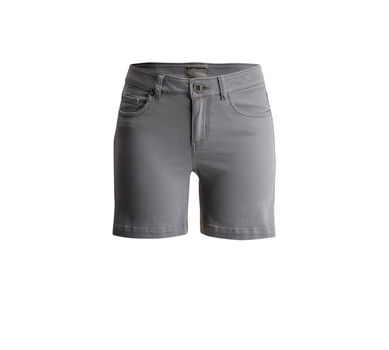 Stretch Font Shorts - Women's