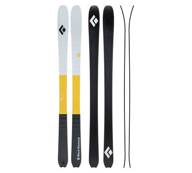 Helio 88 Carbon Ski - 2nd