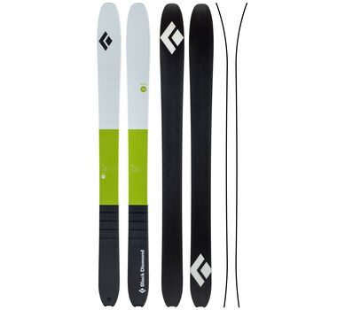 Helio 116 Carbon Ski - 2nd