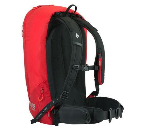 Halo 28 JetForce Avalanche Airbag Pack
