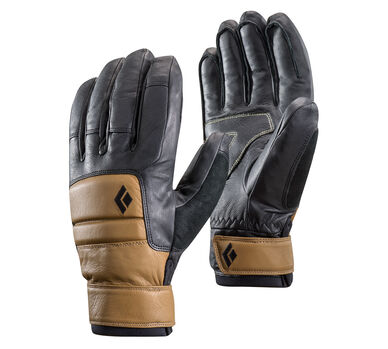 Spark Pro Gloves, Curry, large