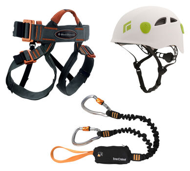 Iron Cruiser Via Ferrata Package