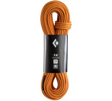 7.8 - 70m FullDry Half Climbing Rope