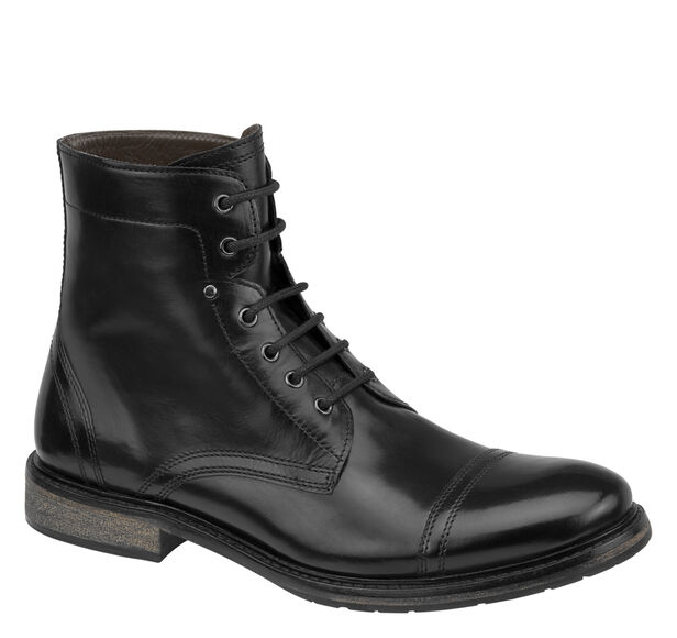 Weldon Cap Toe Boot