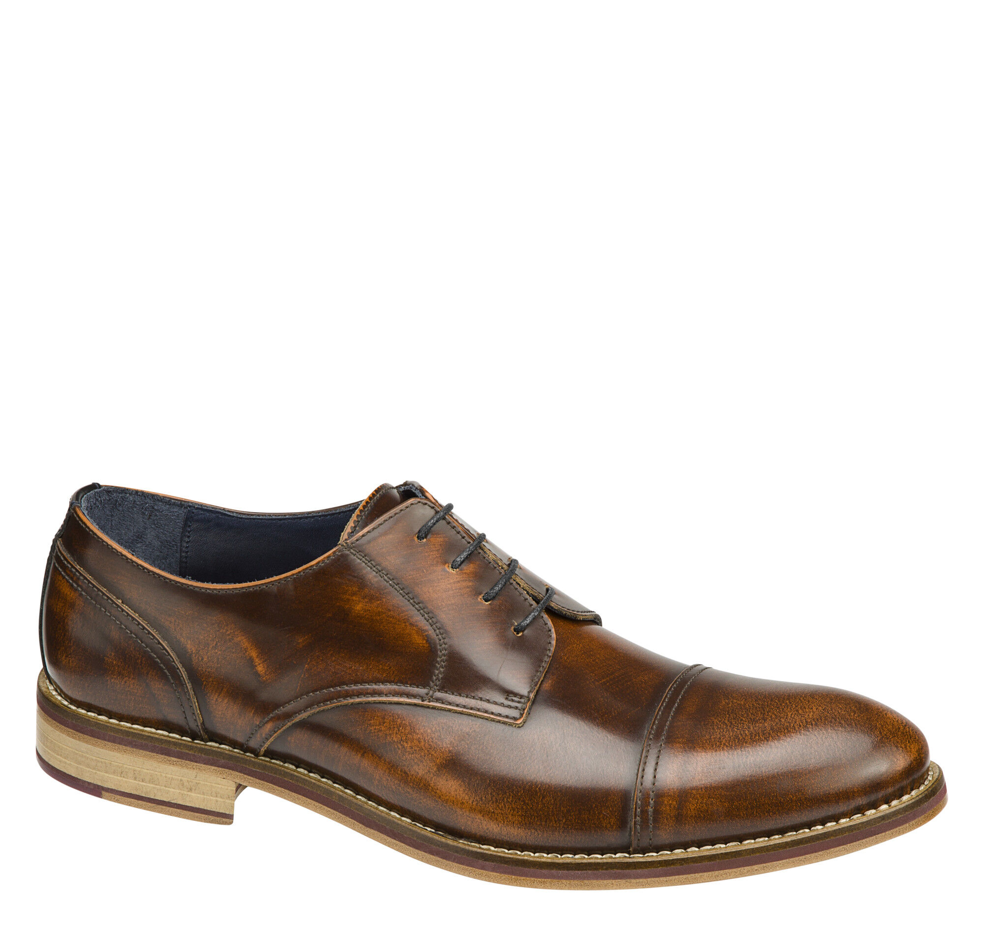 Hannigan Cap Toe Johnston Amp Murphy