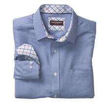 Micro Basketweave Shirt